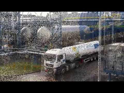 LNG(Flüssigerdgas)Transport