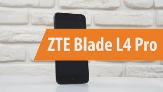 zTE Blade L4 Pro Black