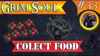 Grim Soul: To Be Continued #33 COLECT FOOD & FAST FARM @ Game Like Last Day on Earth
