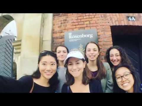 Study Abroad Copenhagen - Week 1 // Orientation
