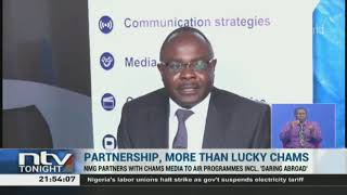 NTV partners with Alex Chamwada's Cham's Media