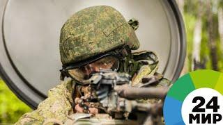 «Иссык-Куль-Антитеррор-2018»: На учениях в Кыргызстане освободили «заложников» - МИР 24