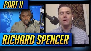 Richard Spencer Takes Your Calls! - Jesse Asks If He's the