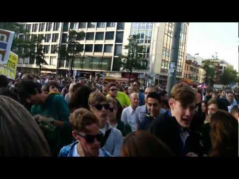 Kultur Tanz Demo Frankfurt - Warm Up