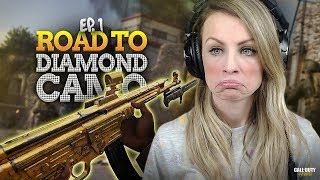 One of Lottie's most viewed videos: FIRST GOLD GUN | Road to Diamond Camo #1 (COD WW2)