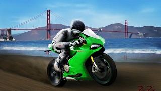 Asphalt Motorbikes Fan Art