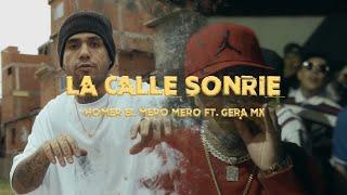 LA CALLE SONRIE - HOMER EL MERO MERO, GERA MX (shot by luguez)