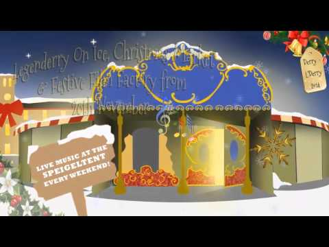 Derry City Council Christmas Animation 2014