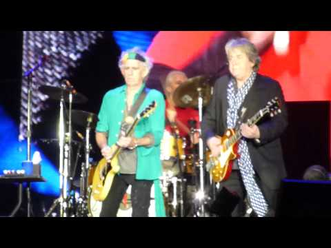 The Rolling Stones w/ Mick Taylor - Midnight Rambler (Live at Roskilde Festival, July 3rd, 2014)
