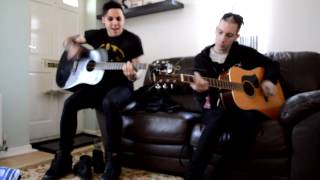 AshesToAngels Acoustic - Ghost Frequency