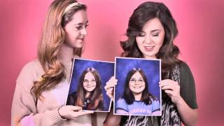Megan and Liz Memory Lane