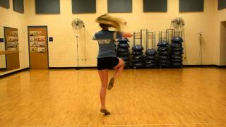 Clarksburg Poms Tryout Video