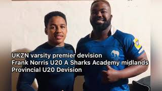 Lunga Zondo rugby clip out of high school