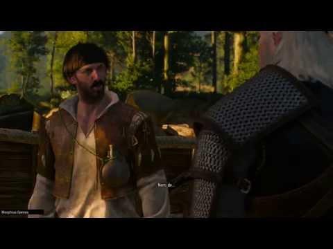 The Witcher 3 Wild Hunt magyar felirattal Part1