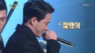 불후의명곡 Immortal Songs 2 - 김기리 랩실력 ˝연습 별로 하지 않았다˝.20170211