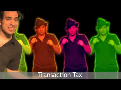 Song A Day #419: The Robin Hood Tax