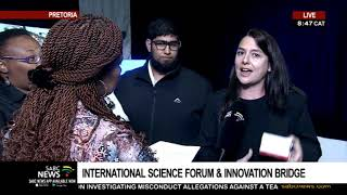 International Science Forum underway in Pretoria