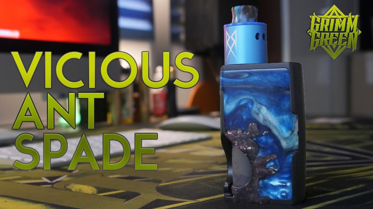 Vicious Ant Spade Squonk