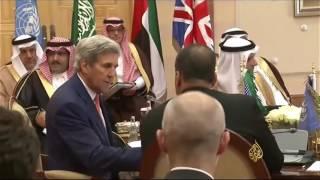الحوثيون يدرسون اقتراح كيري لتسوية الأزمة اليمنية