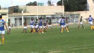 Copa Interestatal de Rugby (Partido de vuelta) Jalisco v Edo. de Mexico Categoria M23 segundo tiempo