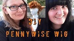 [DIY] Pennywise Perücke ~ Jacky & Maddy