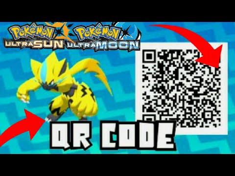 Pokemon Sun Moon QR Codes Pokmon Pokmon Pokemon