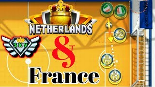 NETHERLANDS@FRANCE🗼WHAT A GAME💰AWESOME PLAYRS⭐SOCCER STARS☑MINICLIPS GAMES_Full HD1080p