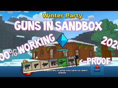 Guns In Sandbox *working* 2020 Not [clickbait]
