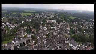 Radevormwald aerial video