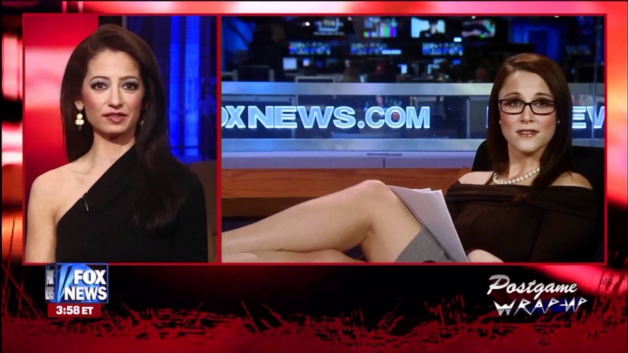 Fox news red eye upskirt