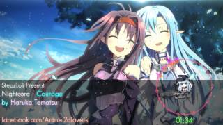 Nightcore - Courage