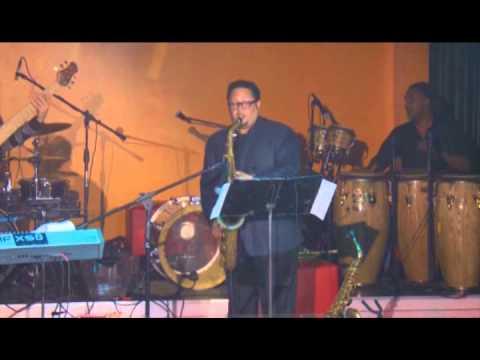 South Florida Dominican Jazz Fest 2014 Part 2 - Homenaje a Guarionex Aquino