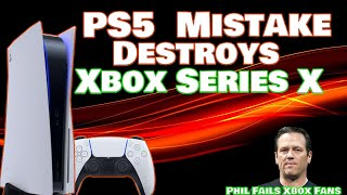 Sony's Mistake Ends Up Leaking HUGE PS5 Announcement! Microsoft Just Got Roughed Up!