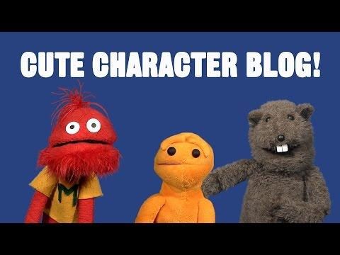 Cute Character Blog