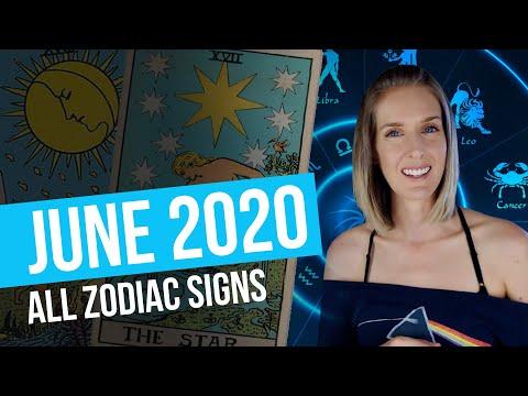 🔮ALL ZODIAC SIGNS🔮 June 2020 Tarot Card Reading