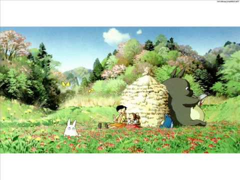 Totoro Path of the Wind Music Box version
