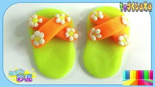 Making Play Doh Toys For Kids | Colors Clay Toys For Children | Video For Kid #13