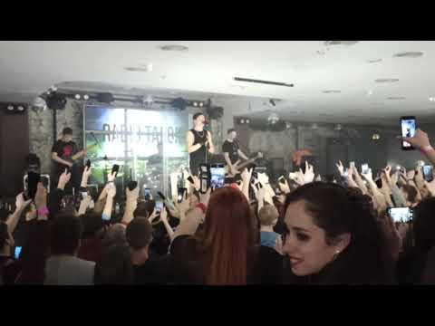 Концерт Радио Тапок Запорожье Demons