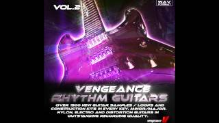 vengeance-soundcom - Vengeance Rhythm Guitars Vol 2 Demo