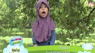 Hafalan Al-Qur'an Anak: Surah Al-Fatihah by Nadira
