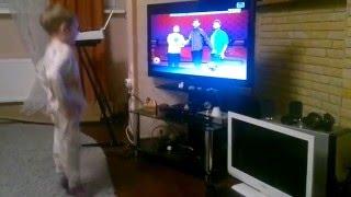 Танцы и камеди клаб от Ваньки ))