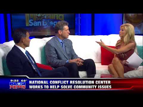 NCRC President Steven P. Dinkin Gets a Surprise on KUSI!