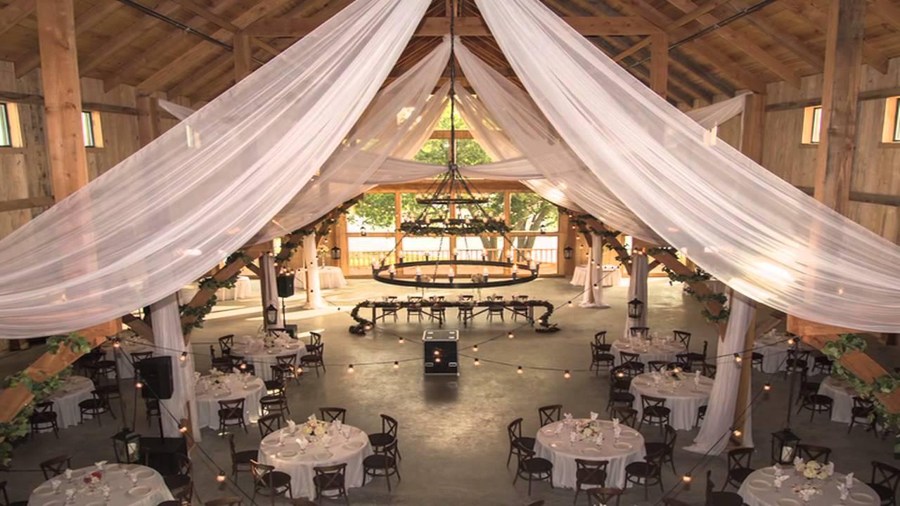 Frisco And Celina Texas Wedding Venue Waterstone Youtube