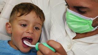 Dentist Song Spanish Version and More Nursery Rhymes Kids Songs by Chu Chu Ua