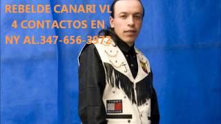 AZOGUENITA ERES   JORGE LOPEZ EL REBELDE CANARI VL 4