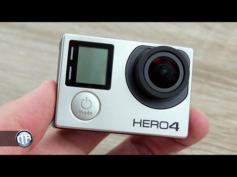 GoPro Hero 4 silver #2 Display / erster Eindruck (deutsch)из YouTube · Длительность: 8 мин12 с