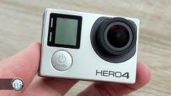 GoPro Hero 4 Black - 4k Actioncam im Test!