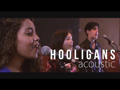 Issues - Hooligans (Cover by Diego Silva ft. Narda Pumarada, Daniela Silva & Pamela Miranda)