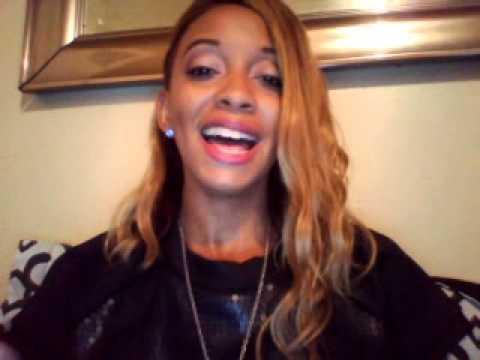 Id.Isis Sings Beyonce 1+1 Acapella