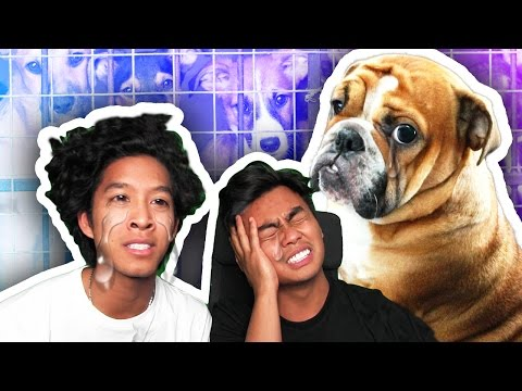 Thumbnail: TRY NOT TO CRY CHALLENGE!